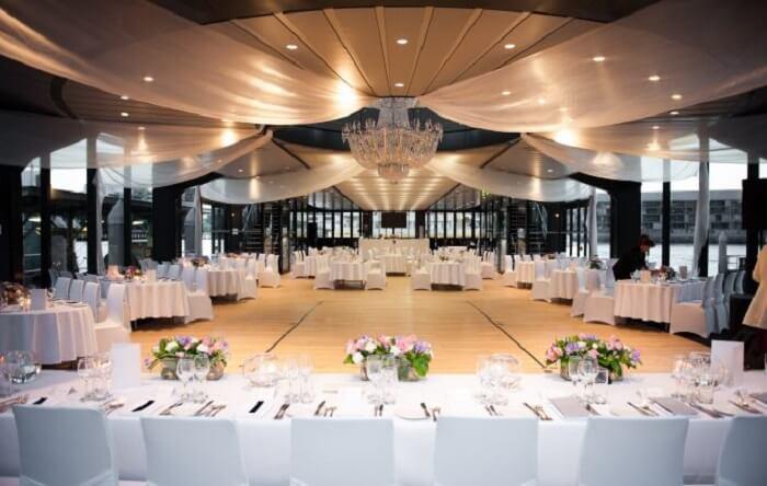 wedding reception starship sydney