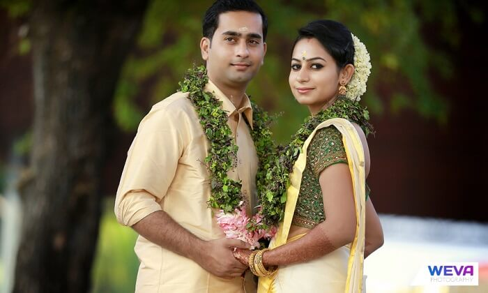 newly wed guruvayur temple