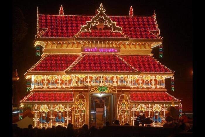 destination wedding temple kerala