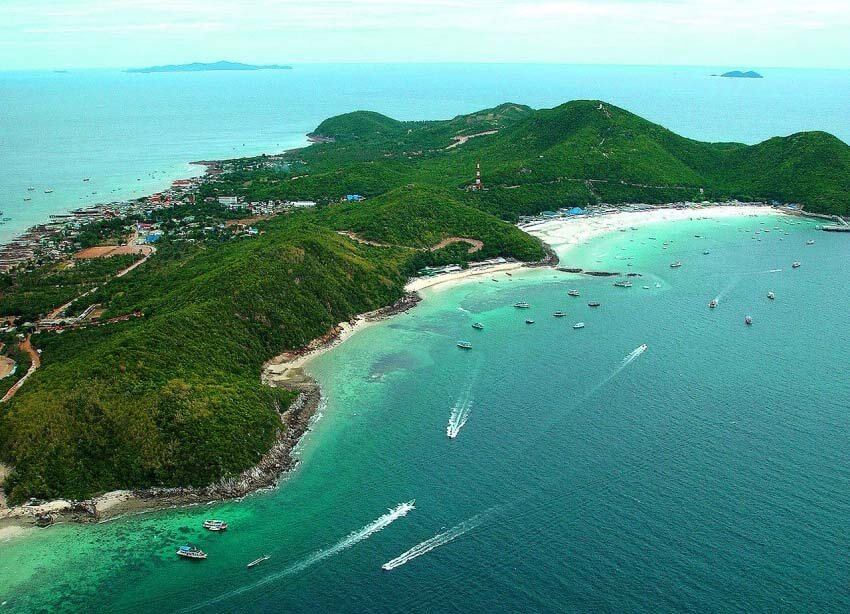 Coral Island in Pattaya