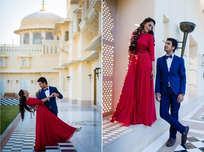 prewedding photography udaivilas