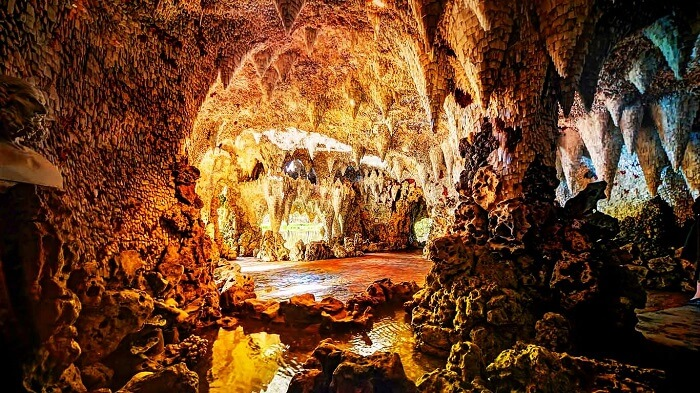 Crystal Grotto in Painshill