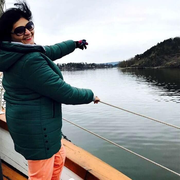 Oslofjord cruise in Norway