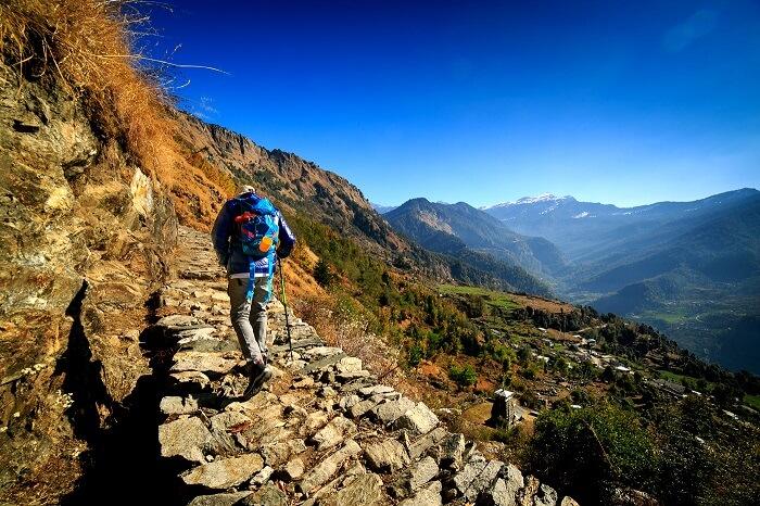 Chopta Chandrashila Trek, India