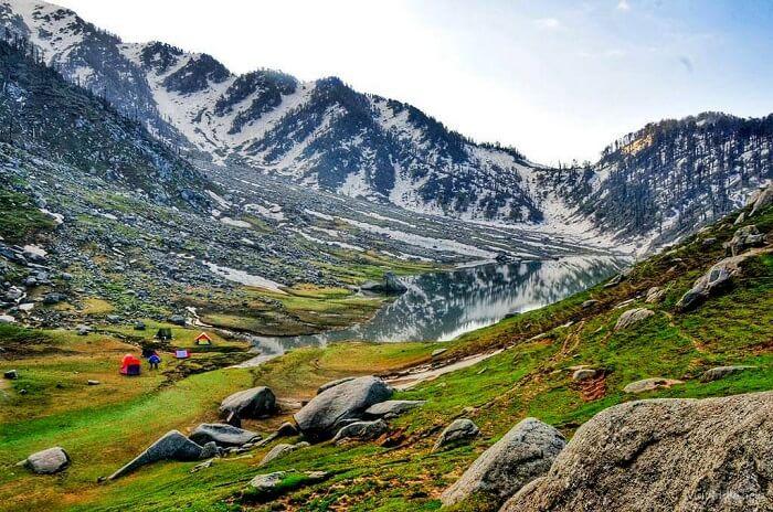 Kareri Lake Trek, India