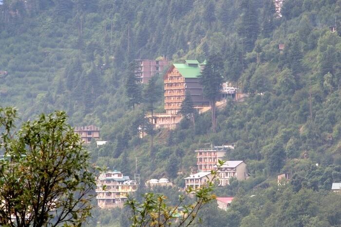 valley views near manali