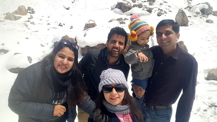 friends in sikkim