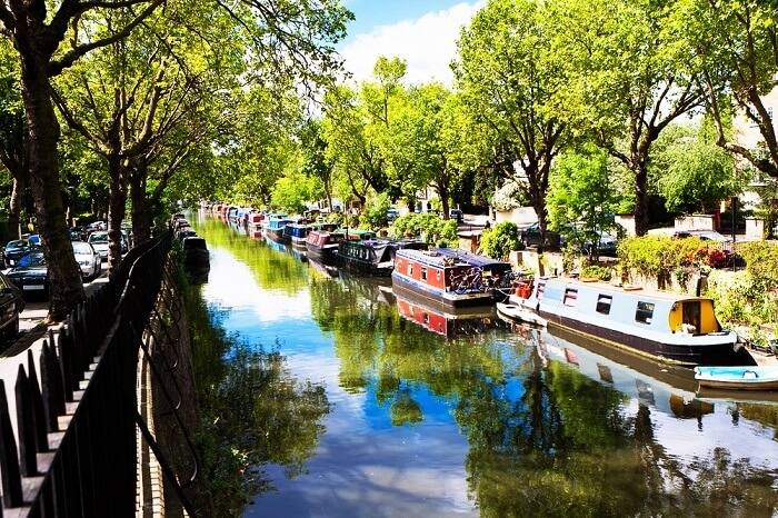 The Little Venice in London