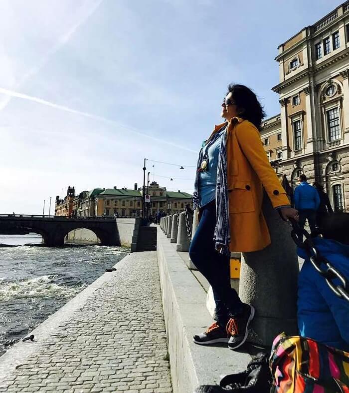sightseeing in Sweden