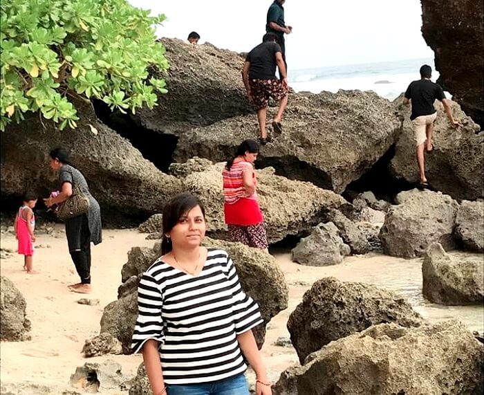 sightseeing at neil island