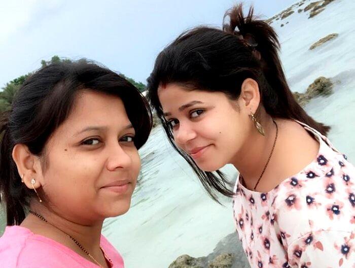 friends at neil island