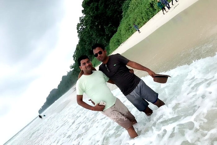 beaches at havelock island