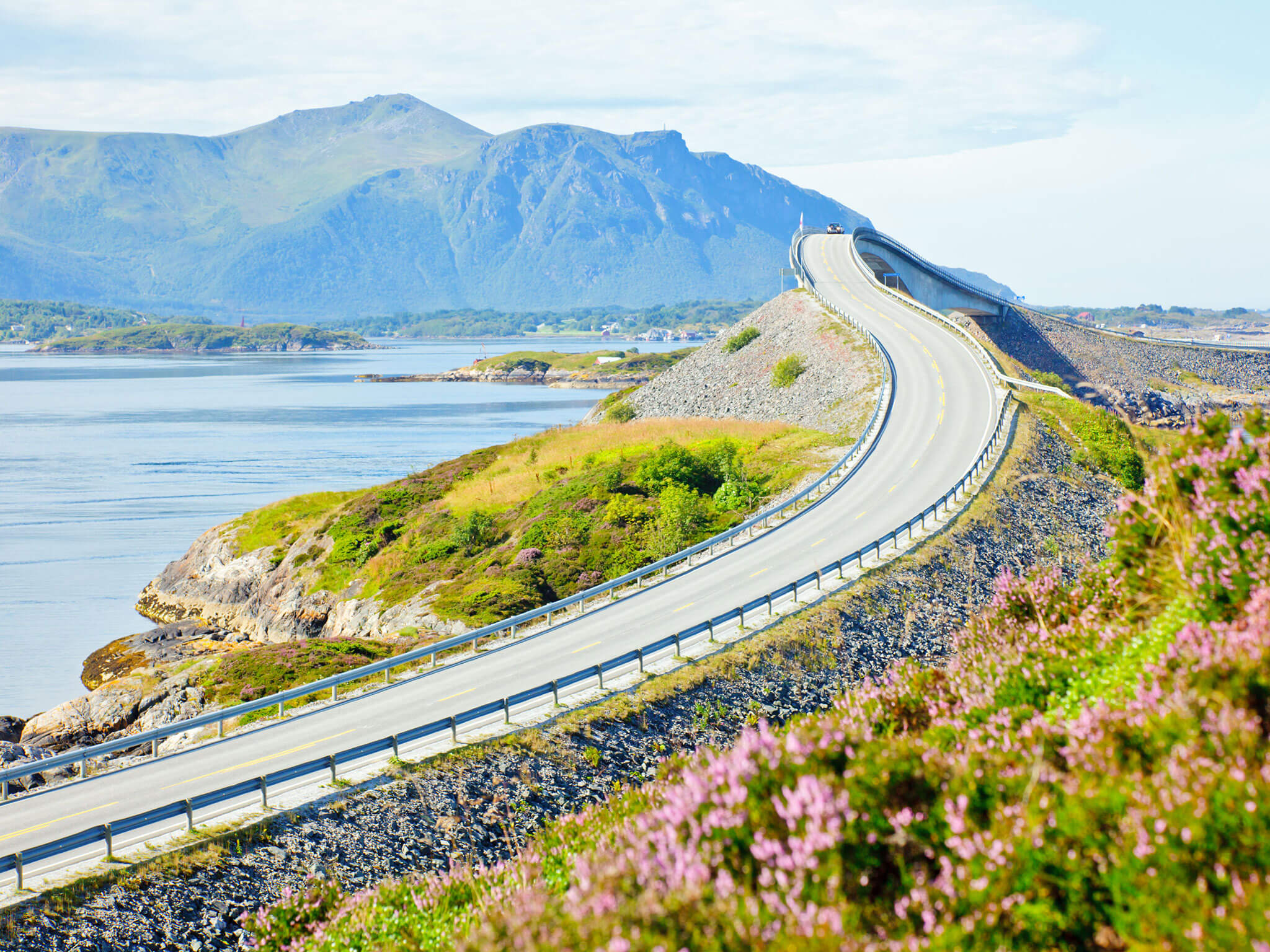 atlantic road bridge norway