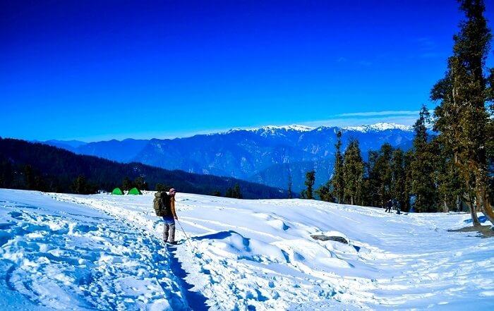Kedarkantha Trek, Uttarakhand