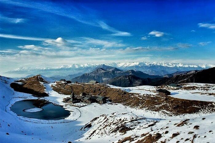 Prashar Lake Trek, Himachal