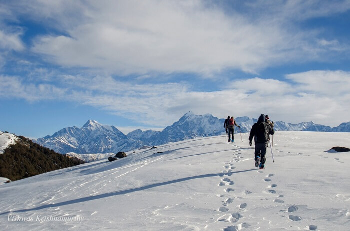 Brahmatal Trek, India