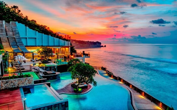 Bali Beach Club For Family