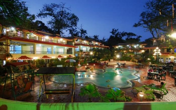 Adamo Resort in Matheran