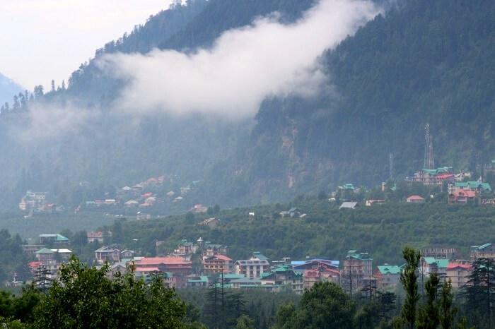 villages near manali