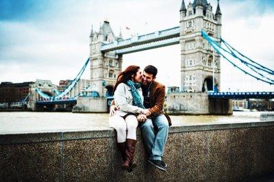 honeymoon in London