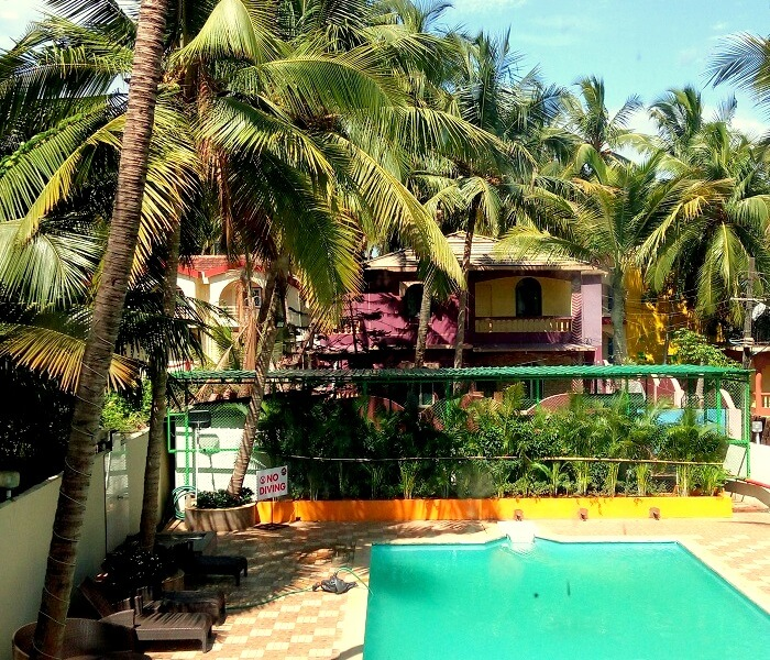 resort de placido goa