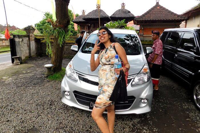 fond memories of Bali