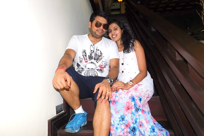 couples trip to Bali