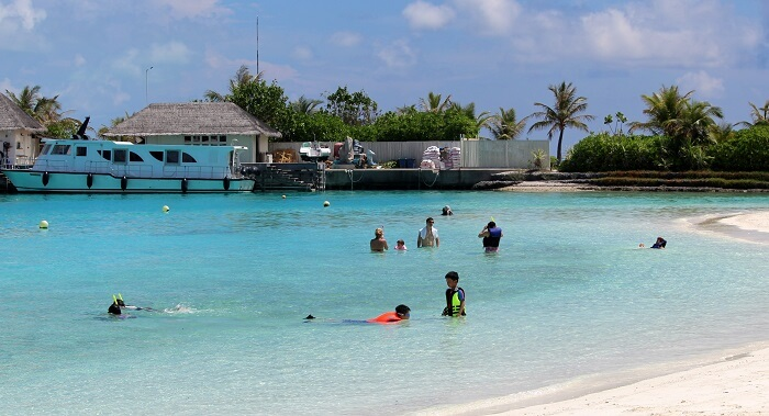 kandooma island maldives