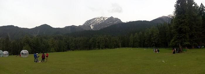 nature in pahalgam
