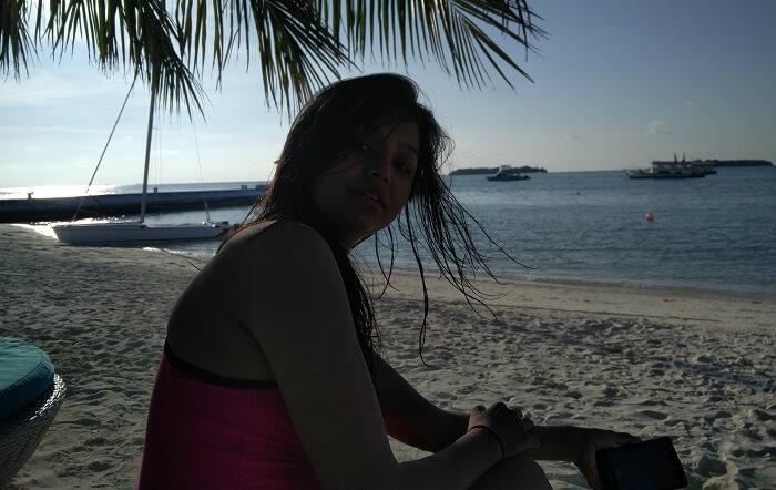 top beaches in maldives