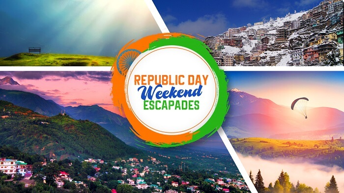 Long weekend getaways from Delhi