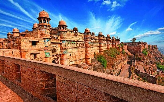 Mughal architecture _ Gwalior fort Gwalior