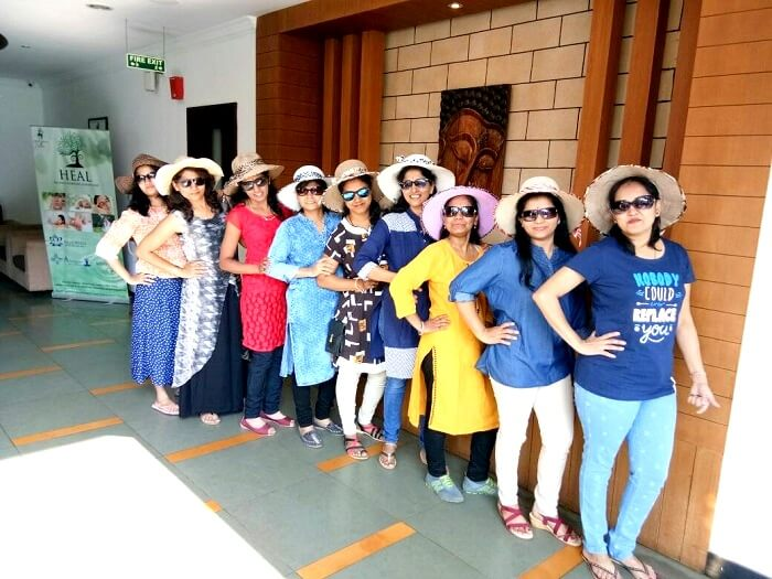 group trip to munnar