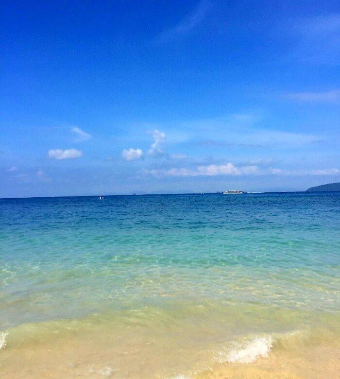 phi phi island nature