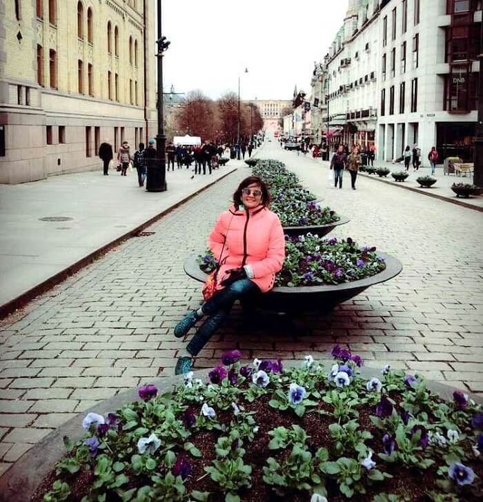 vacation in Oslo, Norway