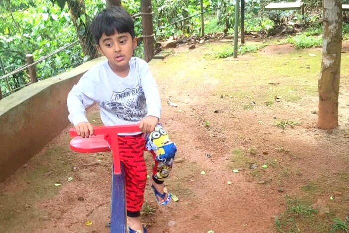playgrounds in coorg