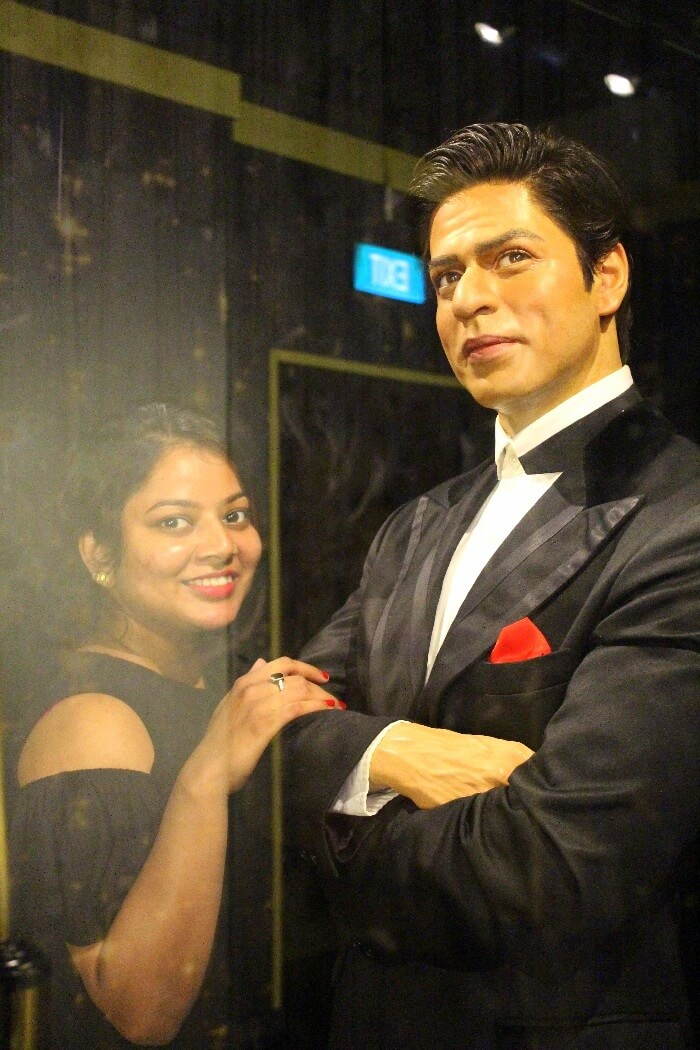 madame Tussauds in singapore