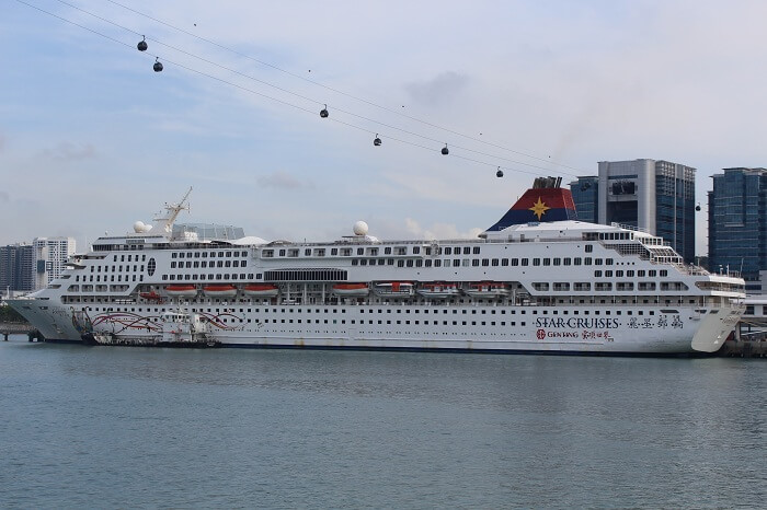 star gemini cruise trip in singapore