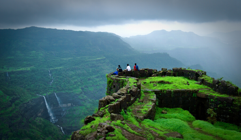 Image result for lonavala images in monsoon