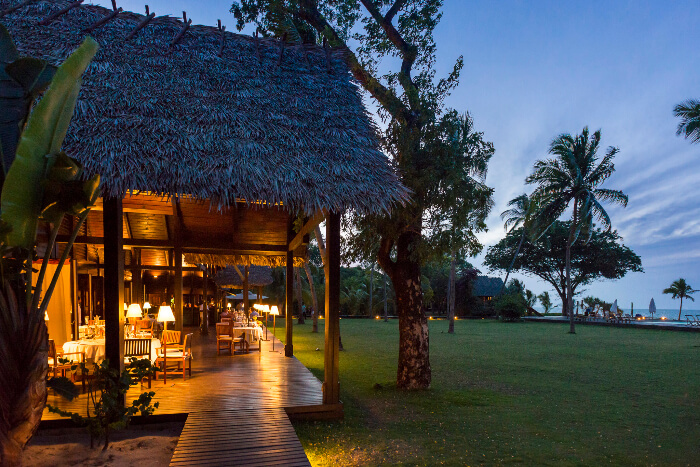 Anjajavy Lodge in Madagascar
