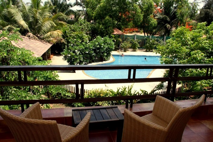 best homestays in margoan south goa