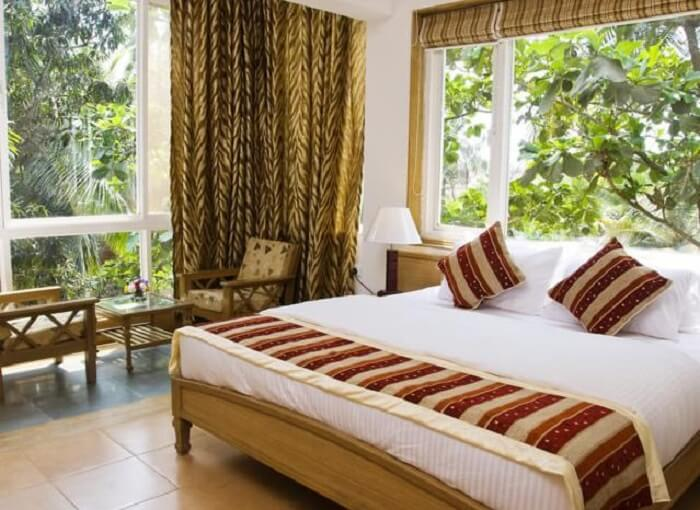 romantic budget resorts in goa