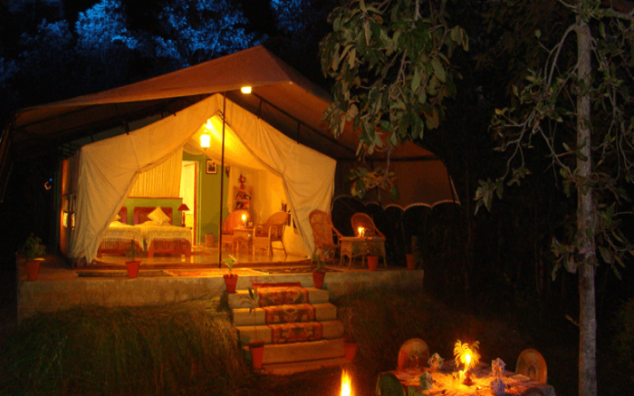 One of the honeymoon stays of Banjaar Tola in Bandhavgarh