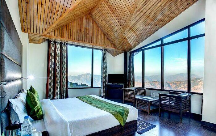 romantic budget resorts in shimla