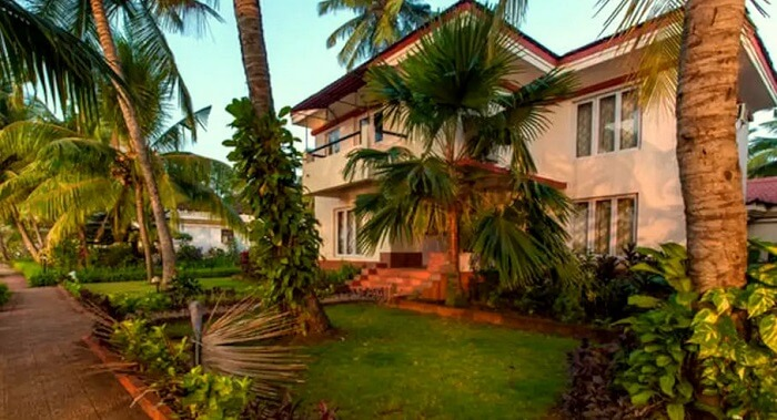 homestays on cavellosim beach south goa