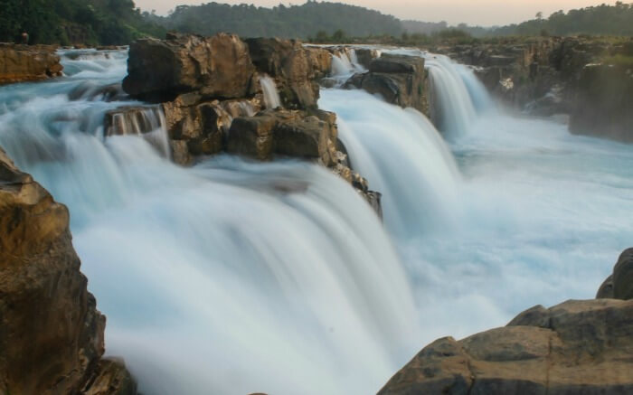 a beuatiful waterfall