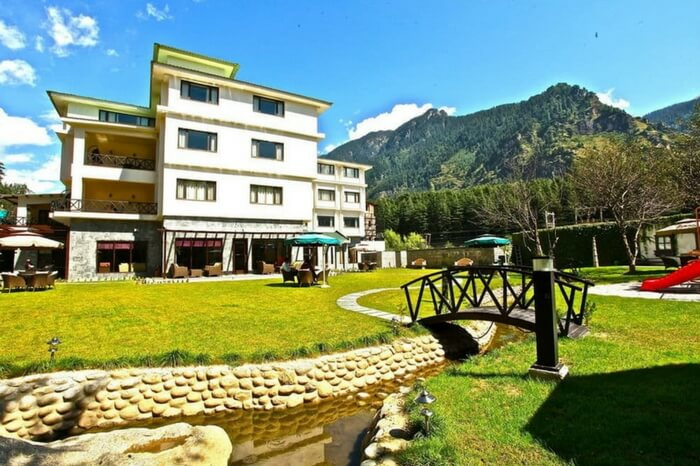 Exterior view of Rock Manali Hotel & Spa