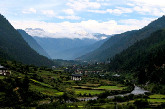 popular trekking places in bhutan