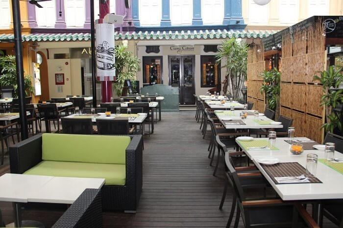 curry culture restaurant in singapore