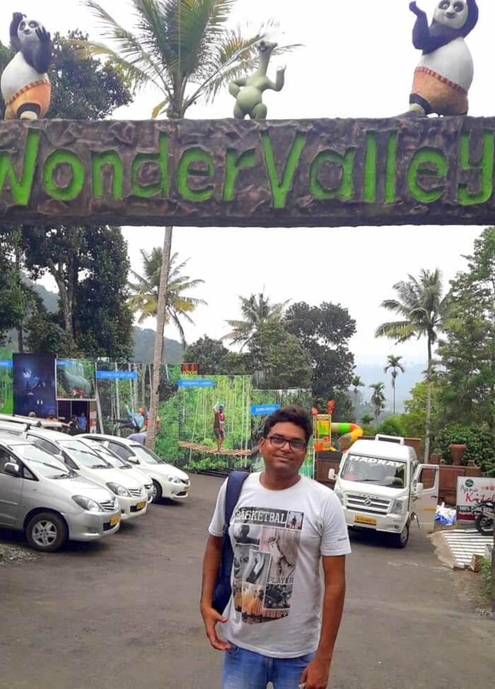 munnnar adventure park